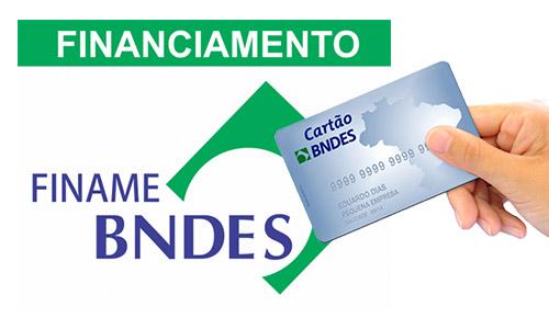 Aceitamos Financiamento BNDES