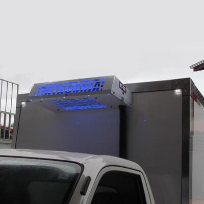 Aparelho de Refrigeração Transporte
